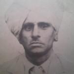 स्व. श्री परसराम जी प्रजापति (राजोरा)